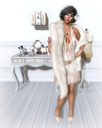 Virtual Diva - Lourdes Denimore | second life | Scoop.it