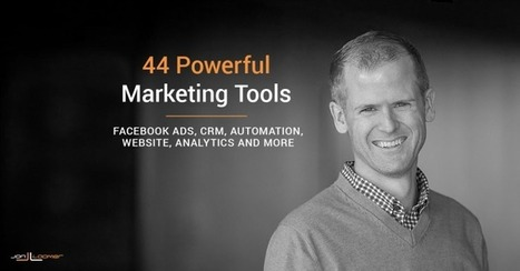 44 Powerful Marketing Tools for Facebook Ads, Websites, CRM and More - Jon Loomer Digital | Facebook for Business Marketing | Scoop.it