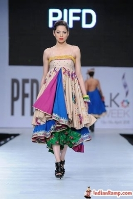 PIFD Collection at PFDC Western Wear dresses 2013 for Women | Indian Ramp - Indian Fashion, Saree, Salwar Kameez, Mehendi Designs | CHICS & FASHION | Scoop.it
