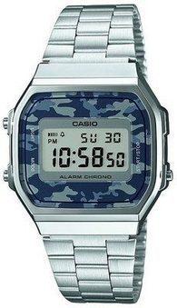 Casio Retro Digital Camouflage | Seiko Velatura Chronograph | Scoop.it