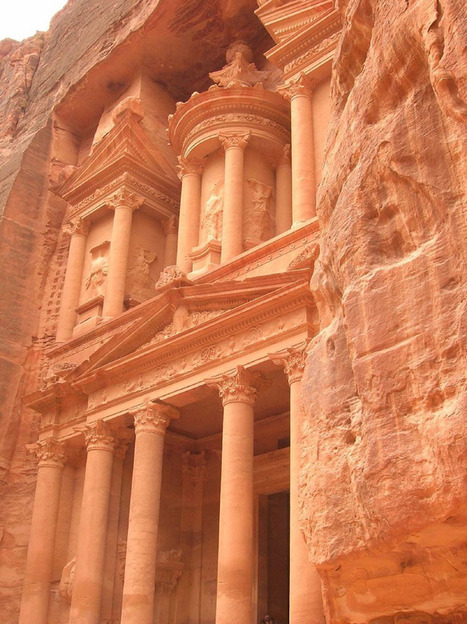City of the dead Petra,Jordan | Ancient Cities | Scoop.it