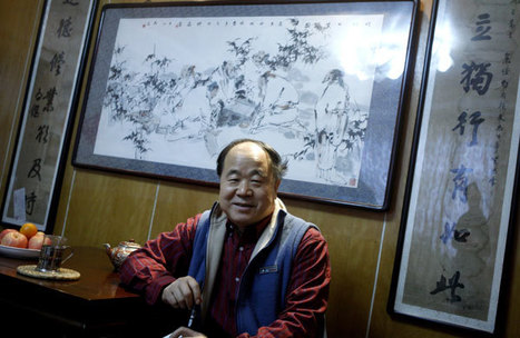 Chinese writer Mo Yan wins Nobel Prize | Chinese Cyber Code Conflict | Scoop.it
