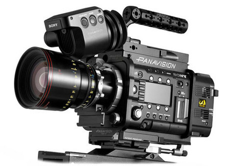 A TOUR OF THE PANAVISED SONY F55 DIGITAL CAMERA | Panavision | Photography & cinematography | Scoop.it