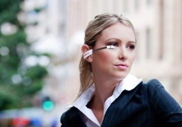 Les M100 de Vuzix devanceront les Google Glasses | web@home    web-academy | Scoop.it