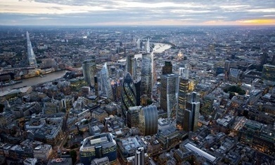 The ever CHANGING story of London's skyline | The Architecture of the City | Scoop.it