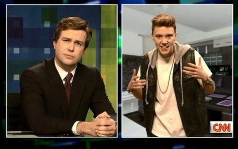 SNL Piers Morgan Cold Open Mocks Chris Christie, Justin Bieber and A-Rod (Video) | Transmedia Storytelling for Business | Scoop.it