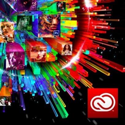 Adobe Creative Cloud disponible | La tête dans le Cloud | Scoop.it
