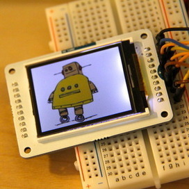 Your Image on an Arduino! - TFT LCD Screen Guide | IoT | Scoop.it