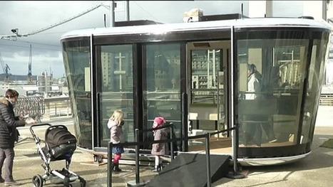 Téléphérique de Brest : la cabine se visite | Brest | Scoop.it