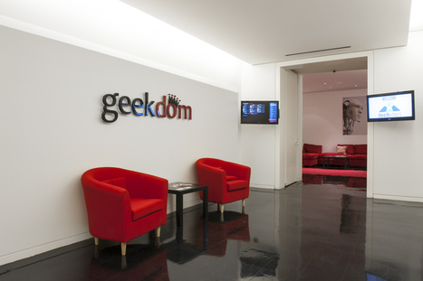 Geekdom - Collaborative Coworkspace in San Antonio Texas | #Coworking | Scoop.it