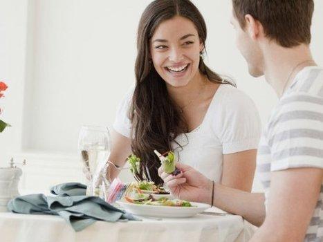 ¿Qué ordenar de comer y beber en la primera cita? | all women's | Scoop.it