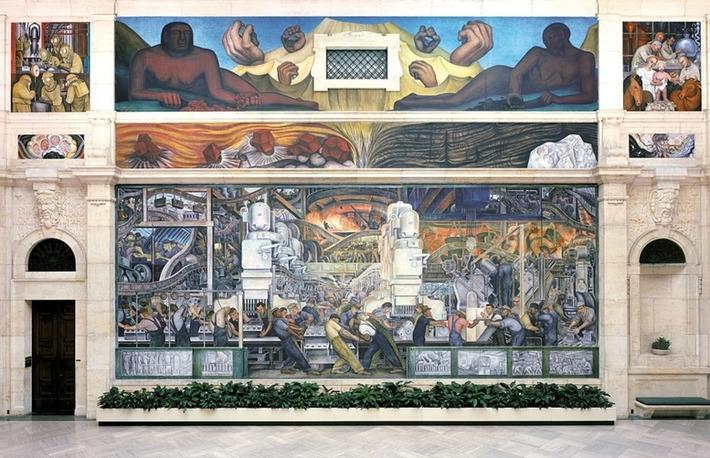 Detroit: quand l'art affronte la faillite | Le Devoir (Canada) | Kiosque du monde : Amériques | Scoop.it