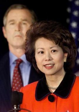 Why Elaine Chao, Wife of Mitch McConnell, Could Help Sink his Re-election Bid 2 / 3 | Nomadic Politics | AUSTERITY & OPPRESSION SUPPORTERS  VS THE PROGRESSION Of The REST OF US | Scoop.it