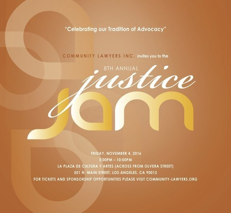 Justice Jam | Library Collaboration | Scoop.it