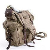 Cool distressed canvas cross body bags   personalized canvas messenger bags and backpack   Scoop.it