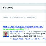 Authorship : Finalement, Google fait disparaître la photo des auteurs | Veille SEO - SEA - SEM | Scoop.it