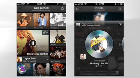 Twitter's #Music app, available for the iPhone, suggests popular music that's ... - ABC News | albman02 | Scoop.it