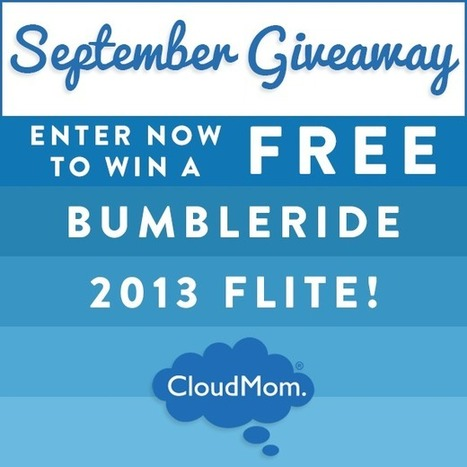 Bumbleride 2013 Flite Stroller Review & Giveaway | CloudMom | My Parenting Tips | Scoop.it