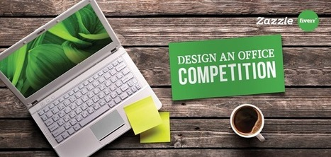 Zazzle News: Design Your Home Office Competition | teeblr | Office Design News | Scoop.it