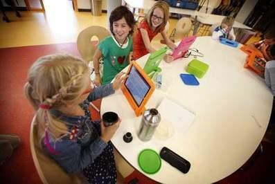 Doet de iPadschool het beter dan een gewone boekenschool? - Trouw | Innovatieve eLearning | Scoop.it