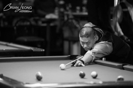 KAMUI Official Chalk & Tip of the World Tournament | Pool & Billiards | Scoop.it
