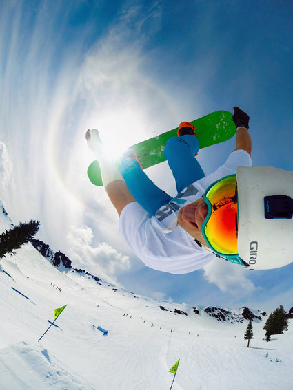 GoPro in the snow: ski snaps that will really impress your mates | UK IT Equipment Retailers | Scoop.it