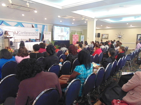 WIAL Caribbean and MIND Promote Action Learning in Jamaica | Art of Hosting | Scoop.it