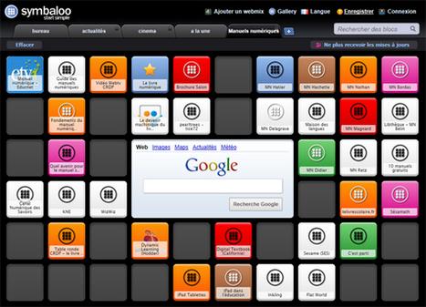 Tablettes tactiles, manuels et ressources numériques | | Tablettes tactiles et handicap | Scoop.it