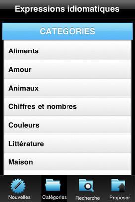 Expressions idiomatiques Gratuit 1.3 - TakeItBeHappy   Ressources lexicales   Scoop.it