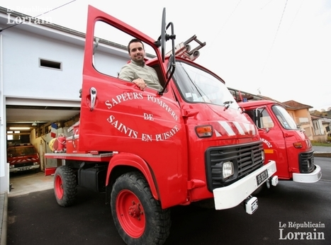 Voiture miniature pompier: Le pompier a ses propres véhicules de secours   COLLECTION DE JOUETS ANCIENS   Scoop.it