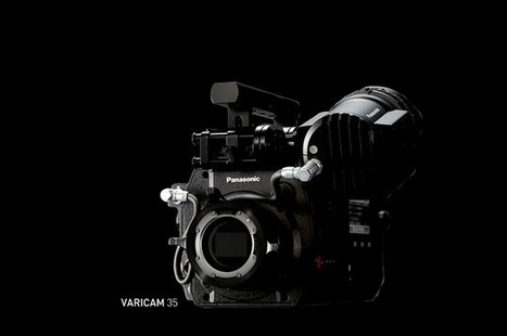 Panasonic Unveils New 4K and High-Speed VariCam Models with BreakthrougH Modular Design | HDSLR | Scoop.it