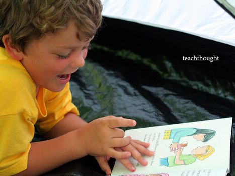 The Simplest Way To Slow The Summer Slide - TeachThought | Learning Curves | Scoop.it