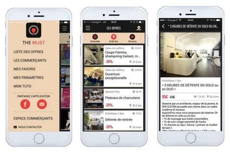 Une application pour aider les commerces de proximité à se lancer dans le e-commerce | Ouvrir ou reprendre un commerce | Scoop.it