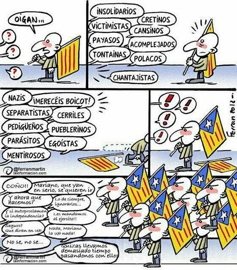 España pierde Cataluña, como dijo Unamuno | Recull diari | Scoop.it