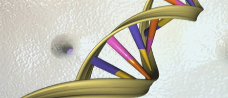 The next generation in data storage? Your DNA | Scinnovation | Scoop.it