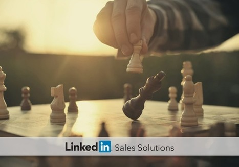 Creating a Winning Social Sales Strategy | Social Selling:  with a focus on building business relationships online | Scoop.it