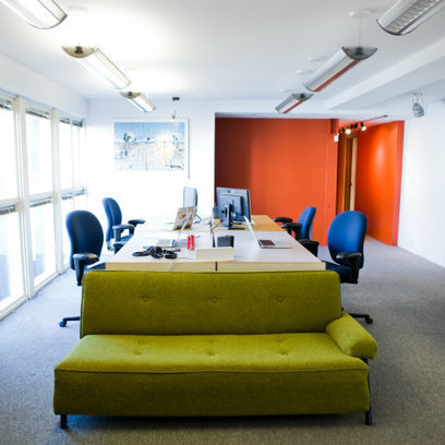 Shareable: 20 Must-See U.S. Coworking Spaces | Design, Architecture, Cool, Modern, Technology, Workplace | Scoop.it