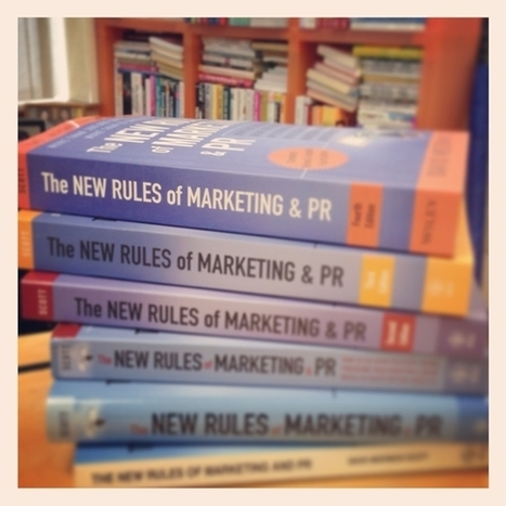 What's New With the New Rules of Marketing and PR? | Public Relations & Social Media Insight | Scoop.it