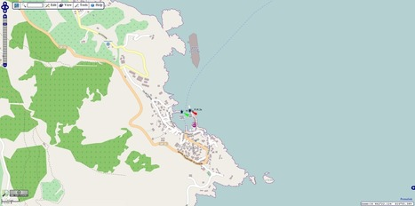 L'épave du Costa Concordia sur OpenSeaMap (OSM) | Geomatic | Scoop.it