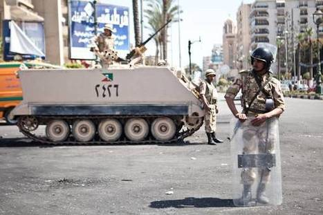 Sources say Armed Forces deployed to Port Said schools | Égypt-actus | Scoop.it