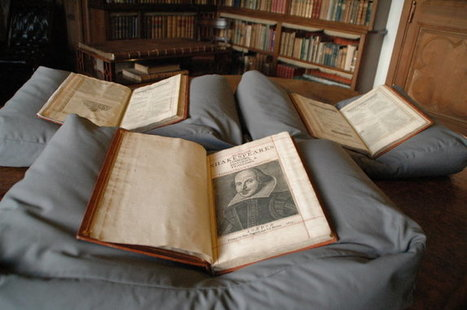 Shakespeare First Folio Discovered on Isle of Bute, in Time for an Anniversary | Paraliteraturas + Pessoa, Borges e Lovecraft | Scoop.it