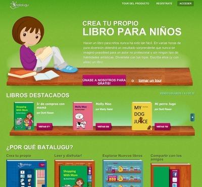 Educación tecnológica: Batalugu: Crea libros para niños y con los niños | Lectura infantil | Scoop.it