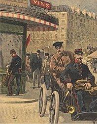 Les facteurs en automobiles ( 1899)   GenealoNet   Scoop.it