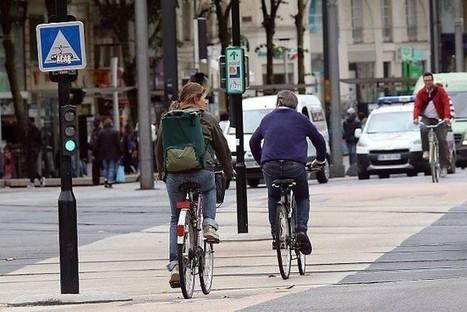 Transports. Les entreprises rembourseront les trajets à vélo | Le vélo rigolo | Scoop.it