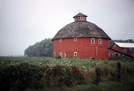 Round Barn Photos | Agriculture Education | Scoop.it
