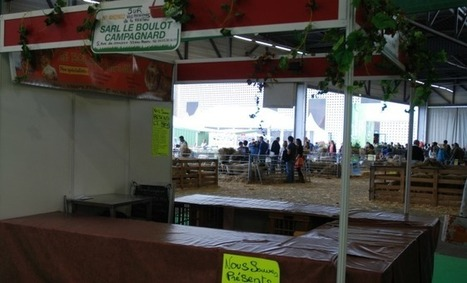 Un jeudi en or pour le marché des producteurs | Revue de presse : l'agriculture en Aquitaine | Scoop.it
