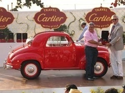 Mumbai goes back in time with Cartier Concours D'Elegance 2013 | Cartier Travel with Style | Scoop.it
