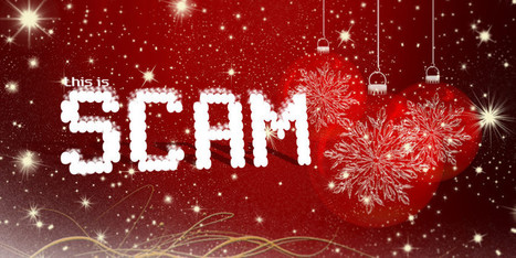 5 Online Scams To Be Aware Of This Christmas | World News | Scoop.it