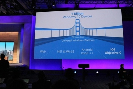 Android and iOS apps on Windows: What is Microsoft doing—and will it work? | EuroSys Education | Scoop.it