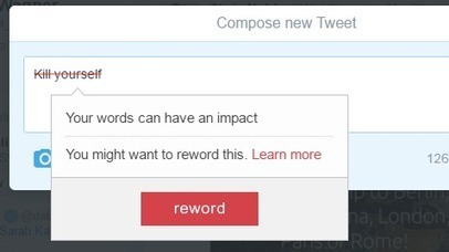 This New Chrome Extension 'Rewords' Hateful Online Messages   E-Capability   Scoop.it
